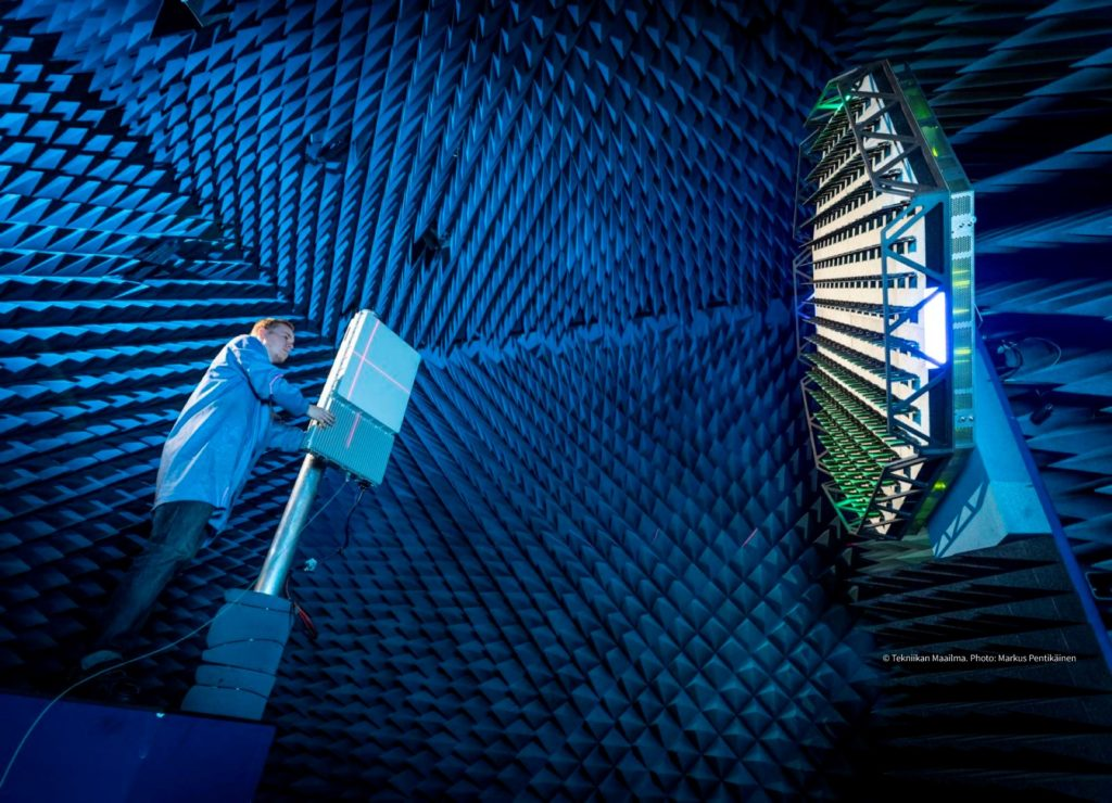Beamforming Antennas –How they work and are tested?