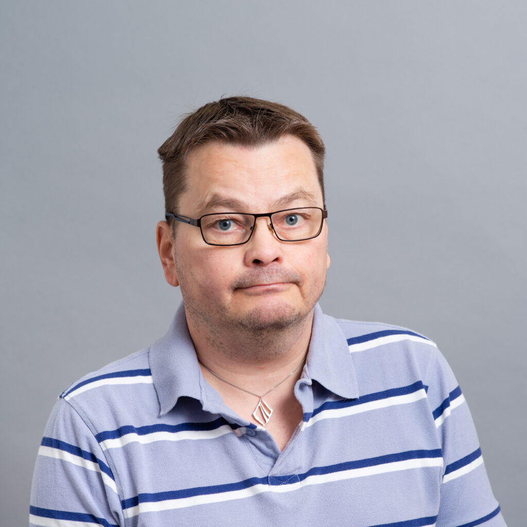 Meet Marko Lepistö, OTA Test Engineer at Verkotan