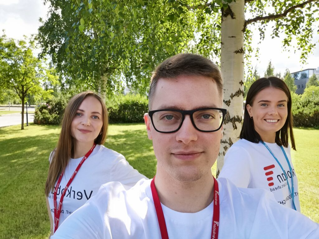 Meet Andreas, Oona and Emma: Interview with Sales and Marketing Trainees