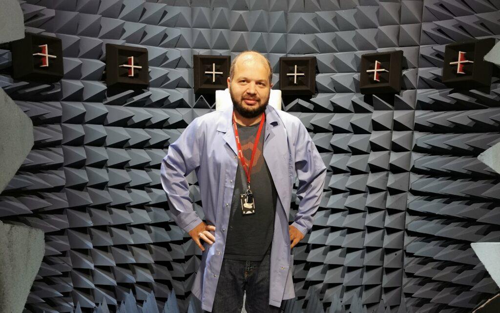 Fatih Bayramoglu- Test system engineer at Verkotan