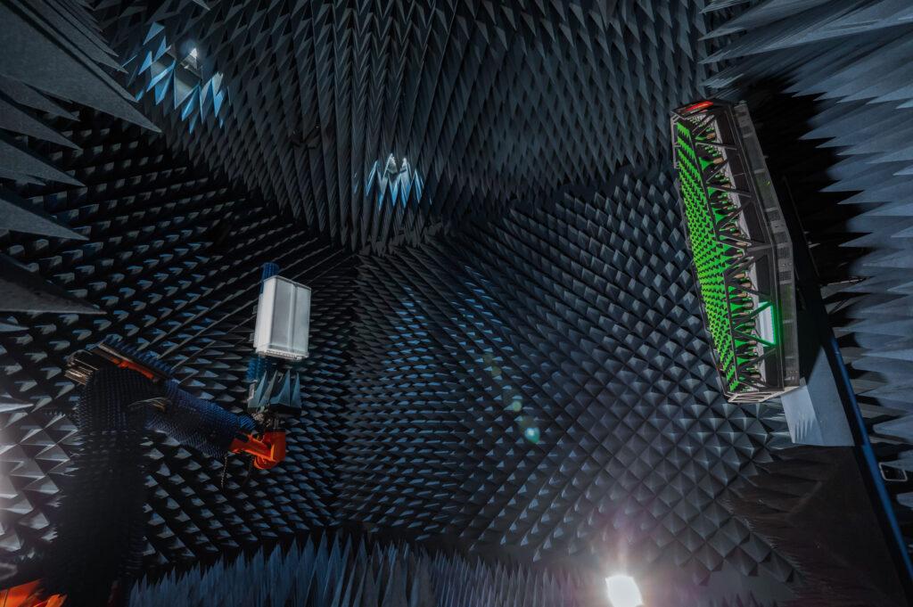 New Robotic Antenna Measurement Solution for 5G OTA testing