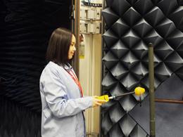 Professional measuring RF exposure compliance